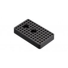 当板・角型・黒2穴・ミニシリンダー用